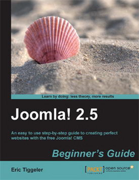 Joomla! 2.5 Beginner's Guide